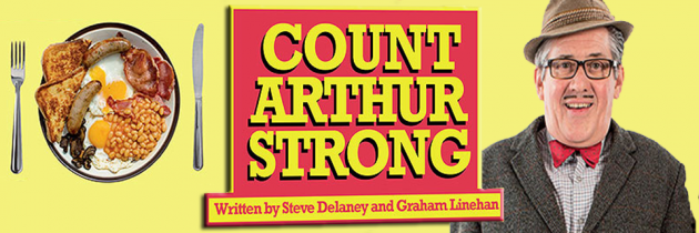Count Arthur Strong TV Series 1 DVD