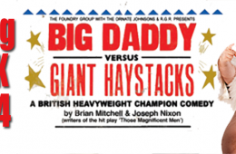 Big Daddy Vs Giant Haystacks