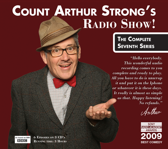 Count Arthur Strong's Radio Show! – Series 7 | Komedia Entertainment