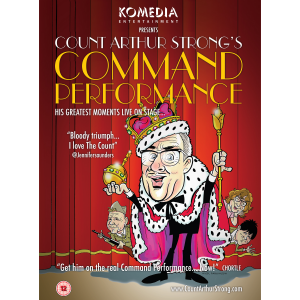 Command Perf DVD Cover sm