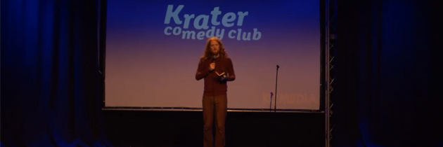 Komedia Bath Krater Comedy: Alasdair Beckett King